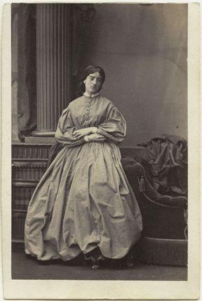 Frances Julia Graver-Browne (née Stracey)