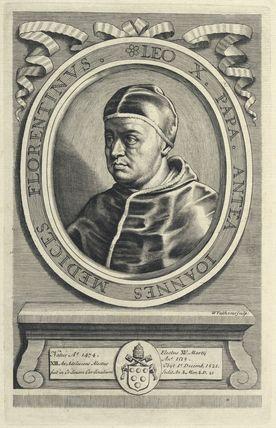 Pope Leo X (Giovanni de' Medici)