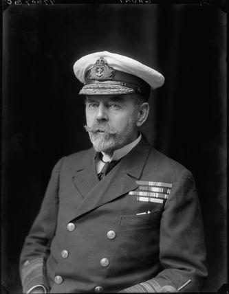 Sir Ernest Frederick Augustus Gaunt