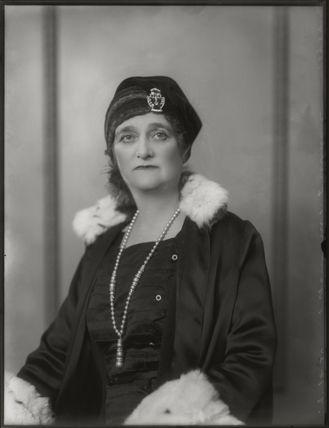 Blanche Alice Murray (née Scott), Viscountess Elibank