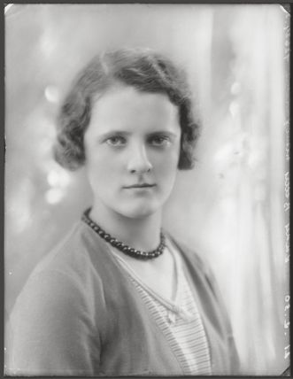 Lady Betty Mary Seton Hay-Drummond (née Montgomerie)