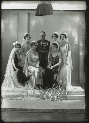 Isabel Adeline (née Muntz), Lady Whigham; Sir Robert Dundas Whigham and others