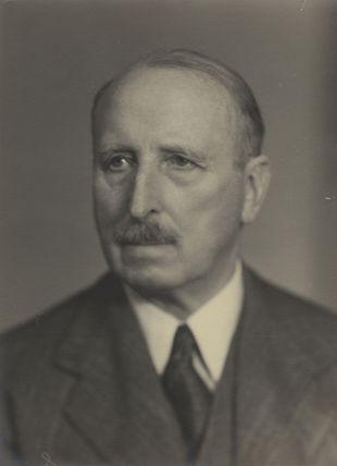 Sir Edmund Ivens Spriggs