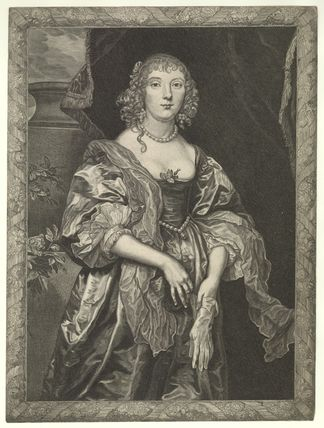 Anne Russell (née Carr), Countess of Bedford