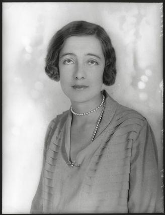 Edith Constance Annesley (née Rawlinson), Countess Annesley