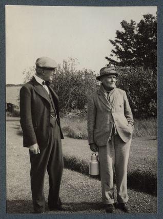 Philip Edward Morrell; Theodore Francis Powys
