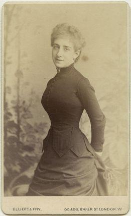 Ada Esther Leverson (née Beddington)