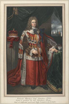 Robert Harley, 1st Earl of Oxford