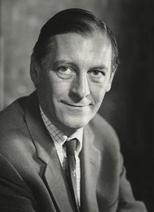 Eric Reginald Lubbock, 4th Baron Avebury