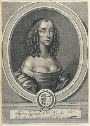 Lady Mary Langham (née Alston)