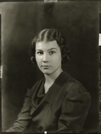 Phyllis Morva ('Bunty') Trechman (née Dalzell Hunter)