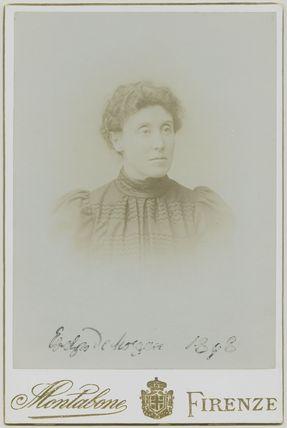(Mary) Evelyn De Morgan (née Pickering)