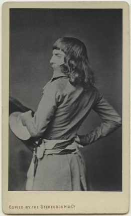 Frederick Walker in Directoire dress
