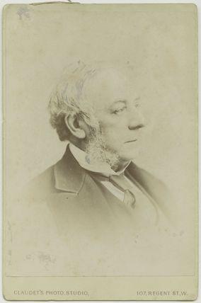 Sir John Eric Erichsen, 1st Bt