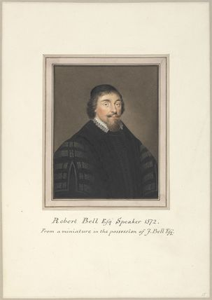 Sir Robert Bell