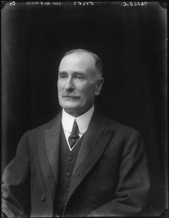 Sir Alfred Eyles