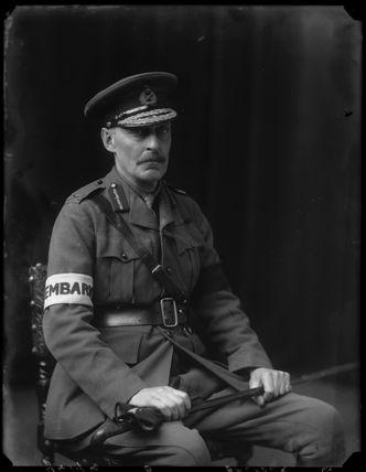 Sir Alfred Granville Balfour