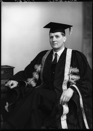 Bertrand Leslie Hallward