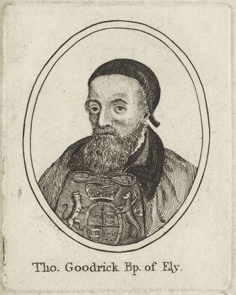 Thomas Goodrich (or Goodricke)