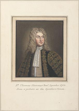 Sir Thomas Hanmer, 4th Bt