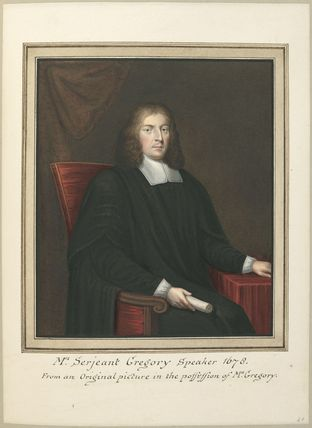 Sir William Gregory