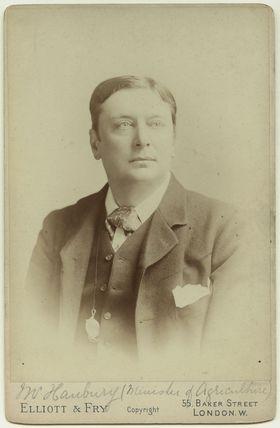 Robert William Hanbury