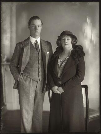 George Townshend, 7th Marquess Townshend; Gwladys Townshend (née Sutherst), Marchioness Townshend