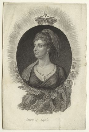 Maria Carolina, Queen of Naples