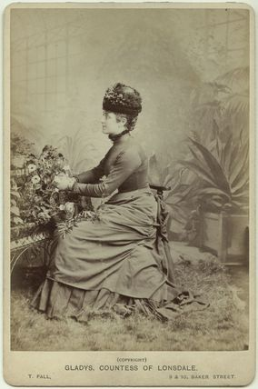 Constance Gwladys Robinson (née Herbert), Marchioness of Ripon