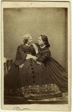 Fanny Stirling; Fanny Stirling