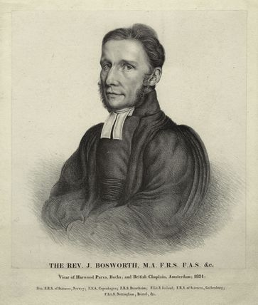 Joseph Bosworth