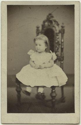 Elinor Rendel (née Strachey)