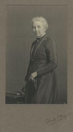 Amalie (Amy) Elizabeth Sophie Graves (née von Ranke)
