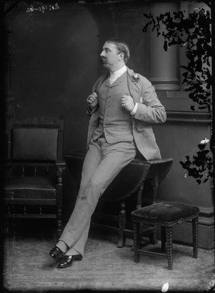 William Hunter Kendal (William Hunter Grimston)