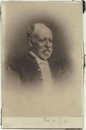 Sir Frederick Alexis Eaton