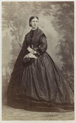 Cordelia Euphemia Mott (née Lockhart)