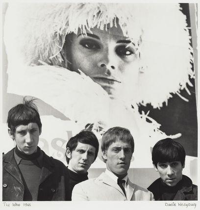 The Who (Pete Townshend; John Entwistle; Roger Daltrey; Keith Moon)