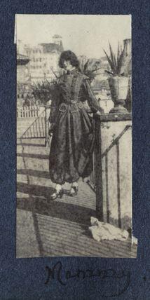 Lady Ottoline Morrell ('Mummy')