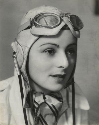 Mona Renee V.E. Forward (née Friedlander)