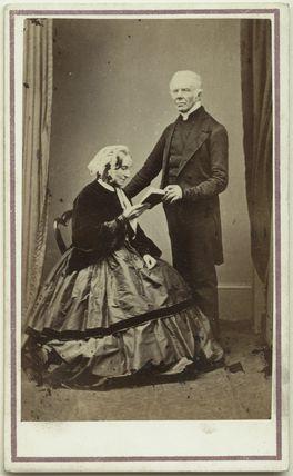 Charlotte Keble (née Clarke); John Keble