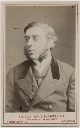 George Joachim Goschen, 1st Viscount Goschen