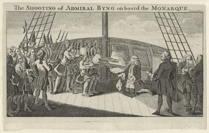 John Byng ('The Shooting of Admiral Byng')
