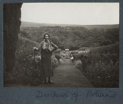 Ivy Cavendish-Bentinck (née Gordon-Lennox), Duchess of Portland