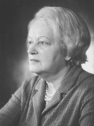 (Anna) Dora Gaitskell (née Creditor), Baroness Gaitskell