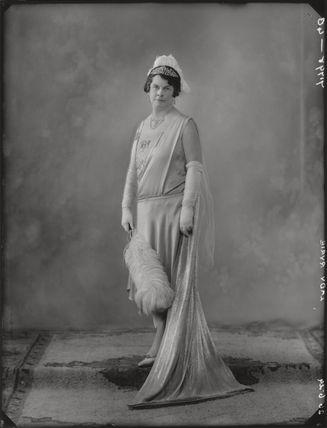 Mary Frances Gwenydoln (née McFarland), Lady Ryrie
