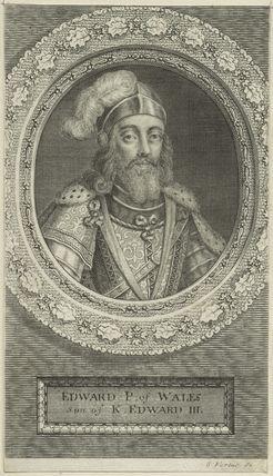 Edward, Prince of Wales ('the Black Prince')