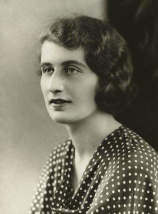 Lady Cecilia Harington (née Bowes-Lyon)