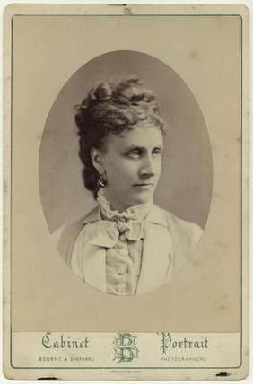 Edith Bulwer-Lytton (née Villiers), Countess of Lytton