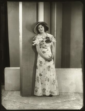 Maureen Thérèse Josephine (née Noel, later Fellowes), Lady Dormer