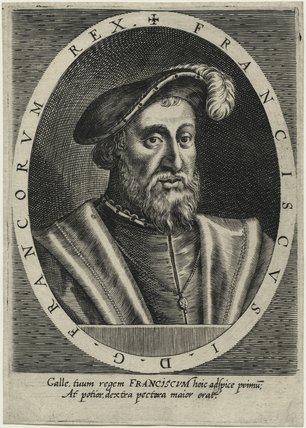 François I (Francis I), King of France